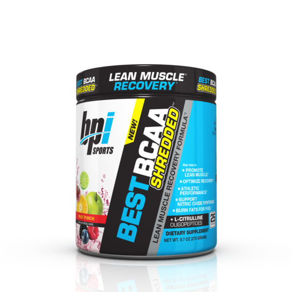 BEST BCAA SHREDDED-FP